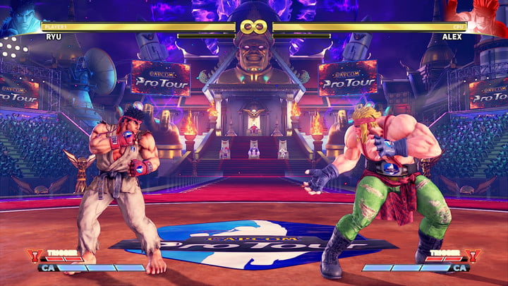 capcom to launch street fighter v in game ads 2
