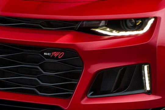 Callaway S Supercharged Camaro Sc740 Will Leave Hellcatustangs In The Dust