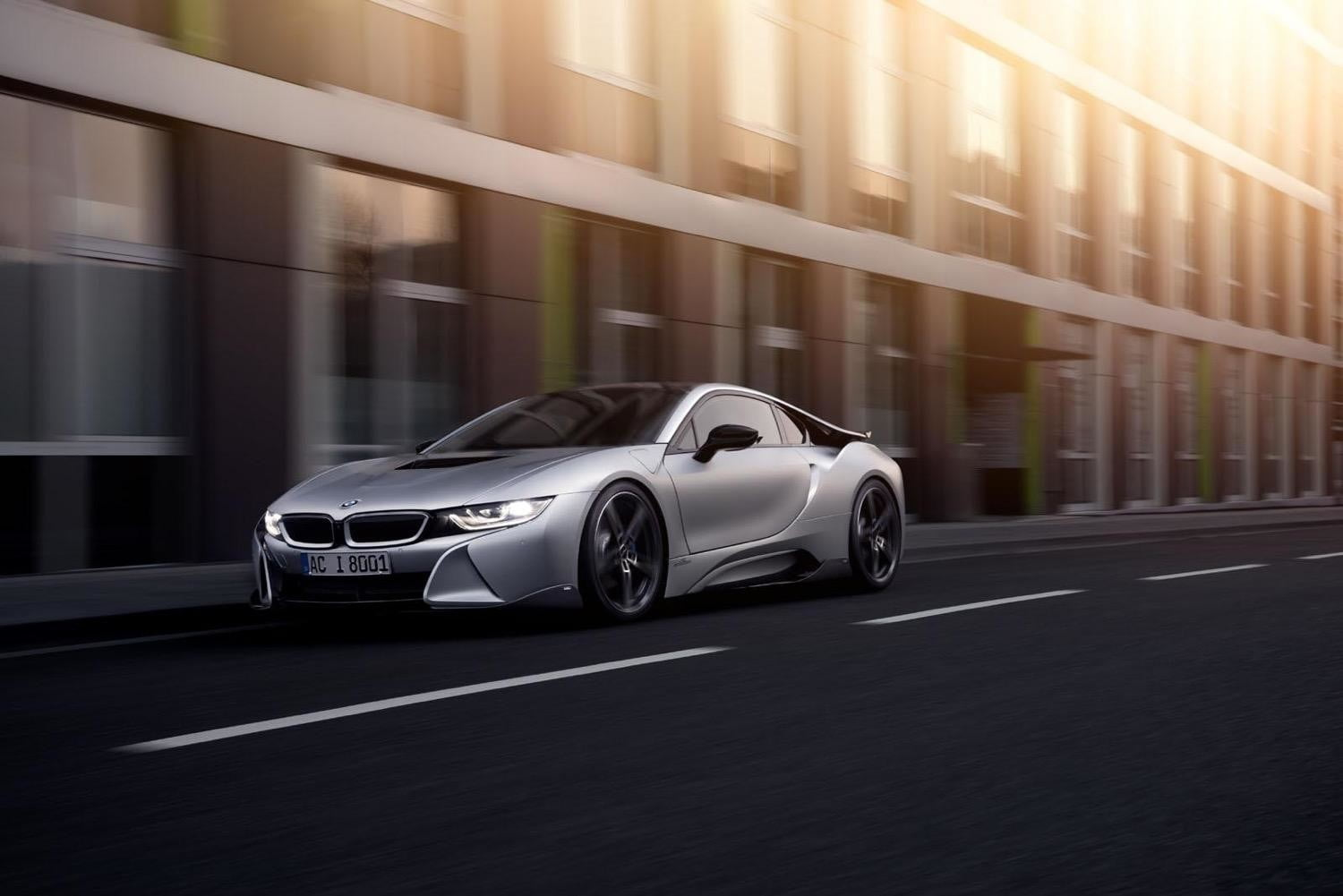 Bmw I8 Tuned By Ac Schnitzer News Pictures Specs Digital Trends