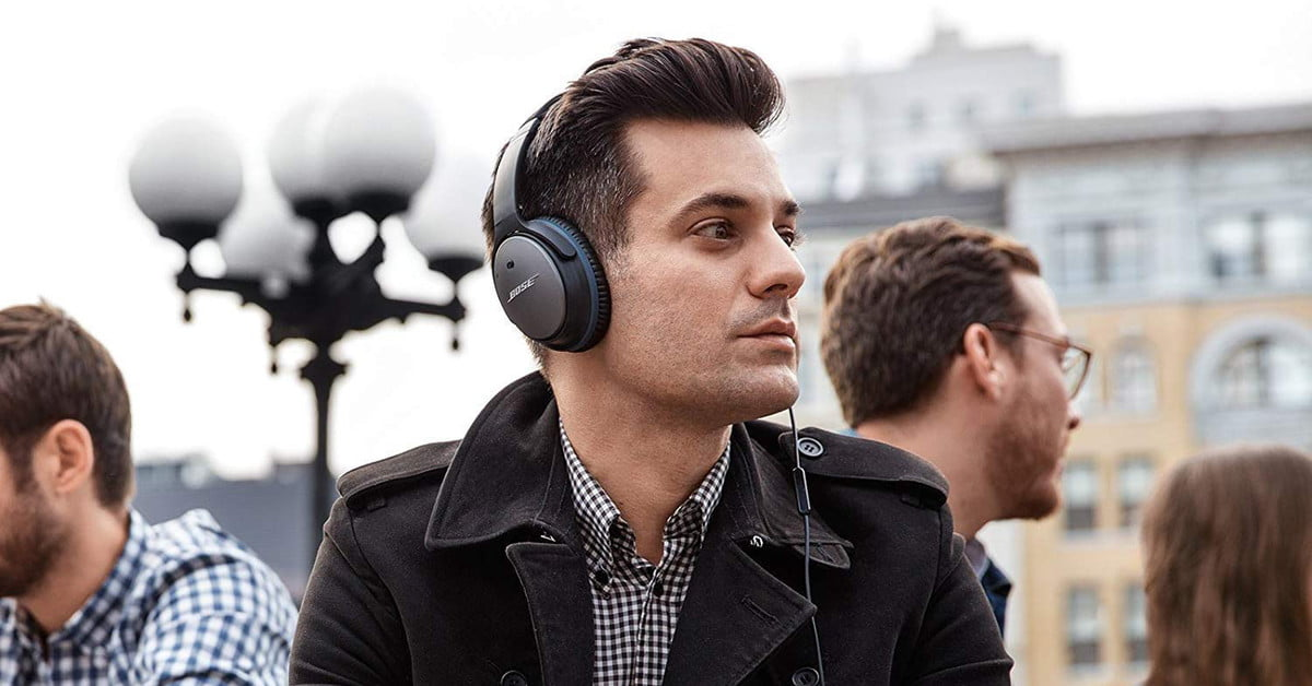 Bose QuietComfort 25 Noise-Canceling Headphones are on Sale for $140