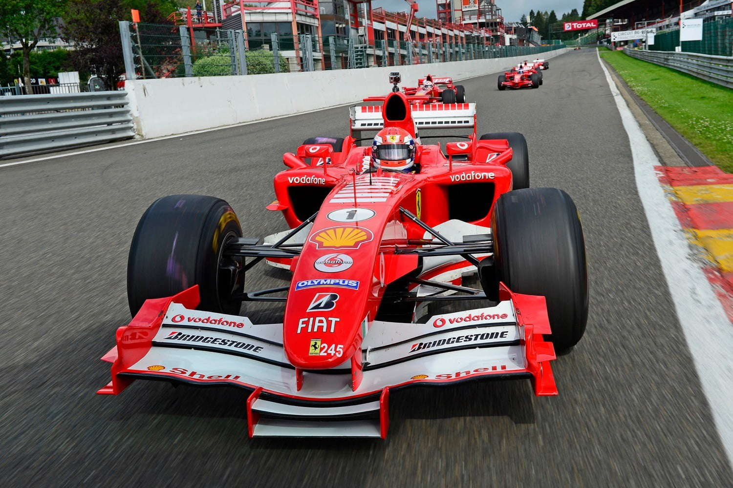 Ferrari May Stop Selling F1 Cars To Customers | Digital Trends