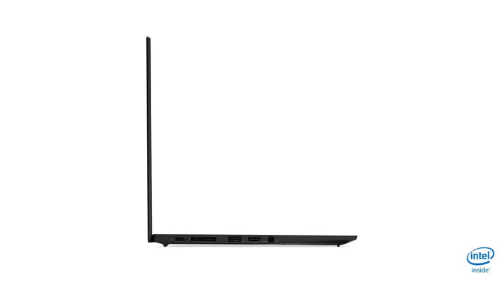 lenovo updated thinkpad x1 carbon yoga ces 2019 12 tour right profile