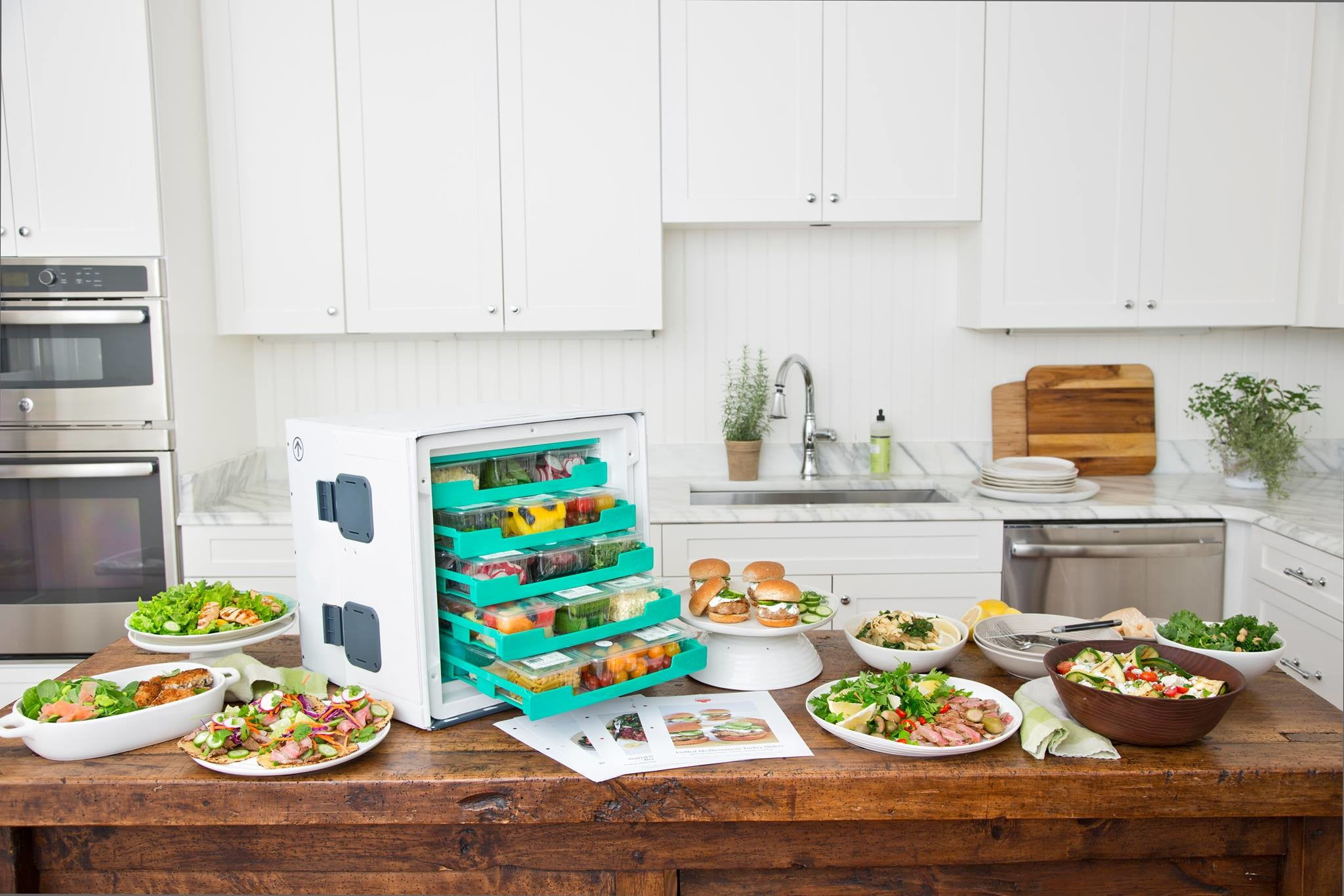 Terra\'s Kitchen is an Environmentally Friendly Meal Kit Startup ...