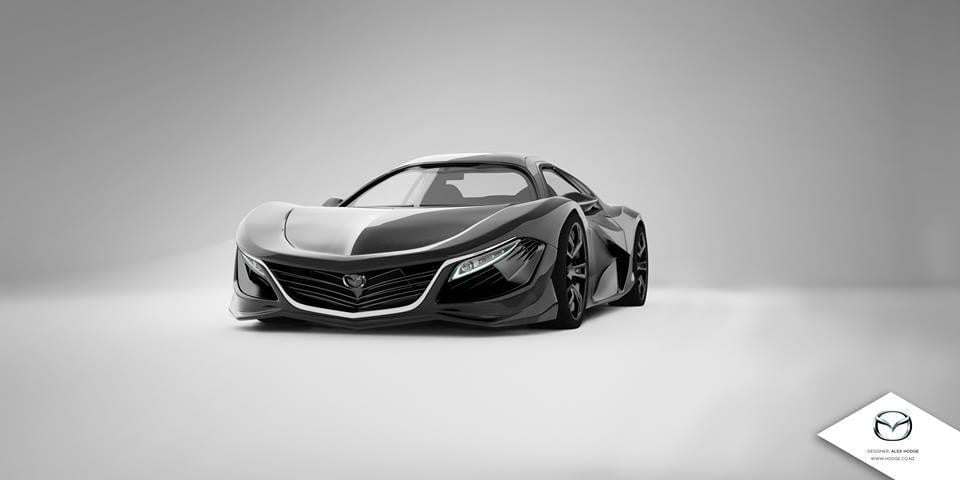 2017 Mazda Rx 7 Rumors And Pictures Digital Trends