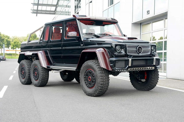 Brabus Mercedes Amg Official Pictures And Specs