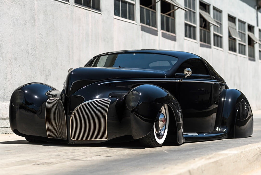 1939 Lincoln Zephyr Hot Rod | Pictures, Performance, Price | Digital ...