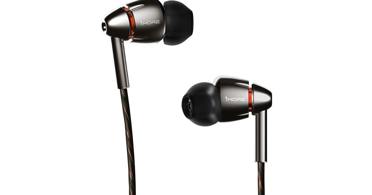 2f423a521cf 1More Quad Driver In-Ear Headphones Review | Digital Trends