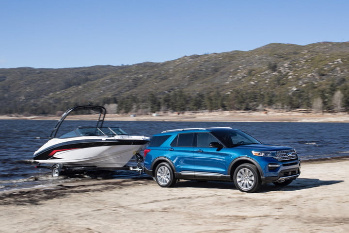 Ford gears up to build rugged, capable hybrid trucks and SUVs