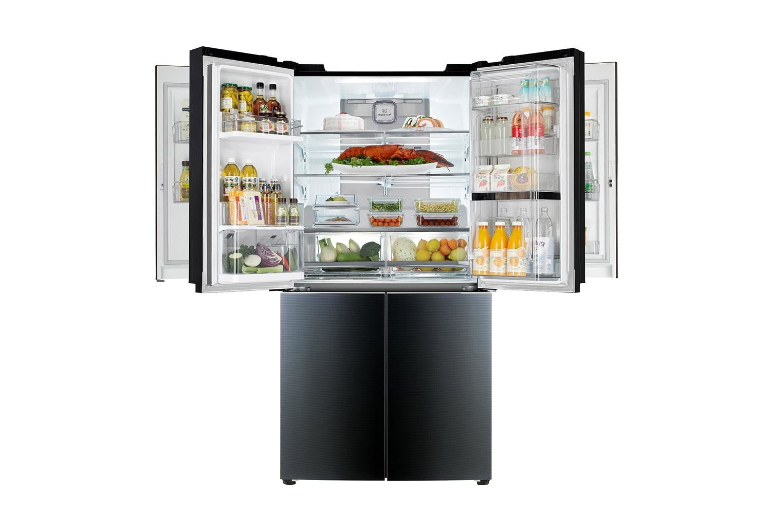 refrigerator door top fridge silver freezer double von web vart mount hrn catalogue