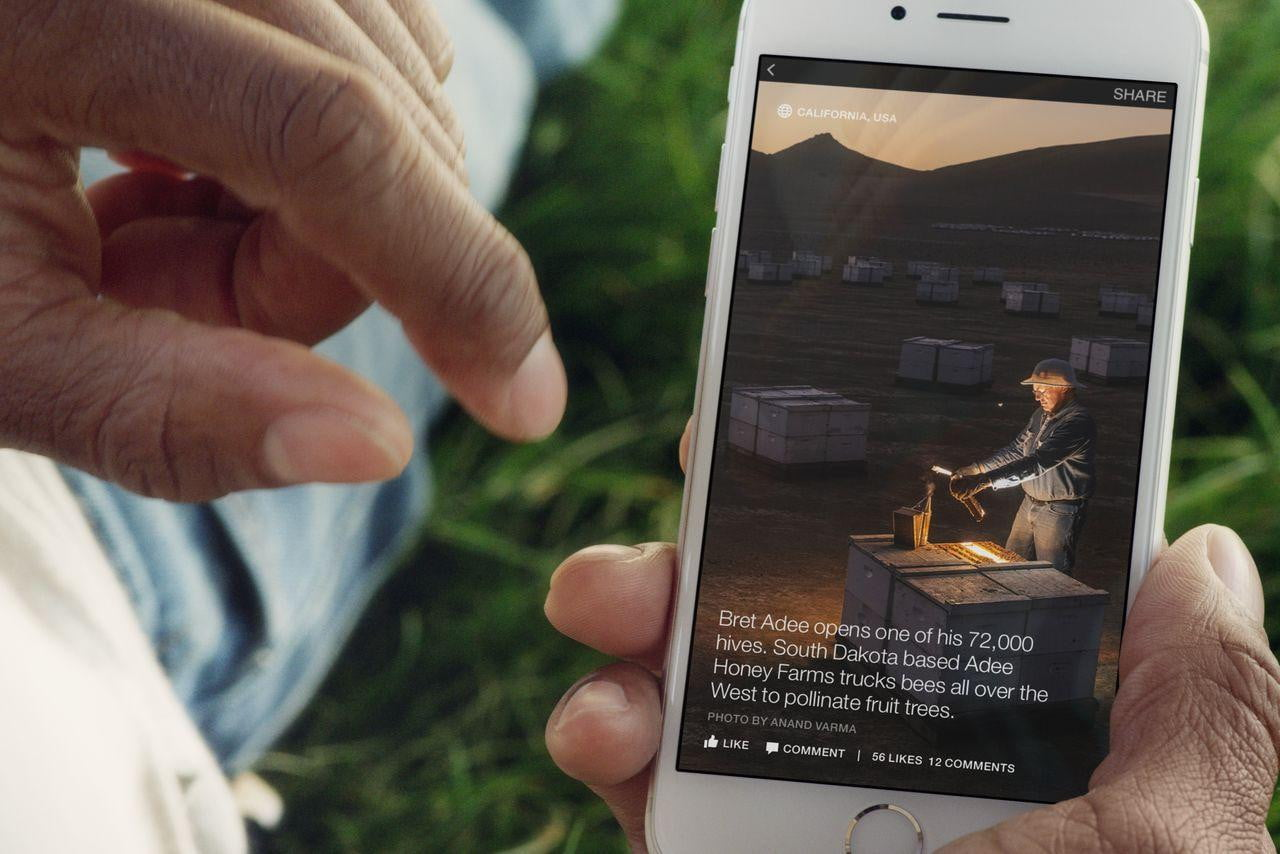 how to make images clickable in instant articles