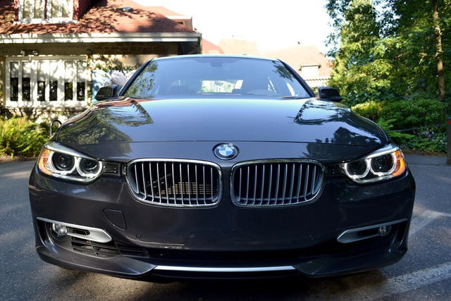2012 bmw 335i review exterior front