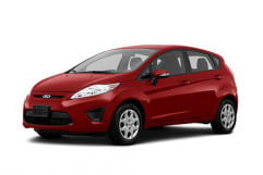 2012 Ford Fiesta review