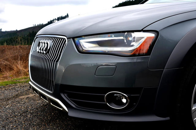 2013 audi allroad front end1