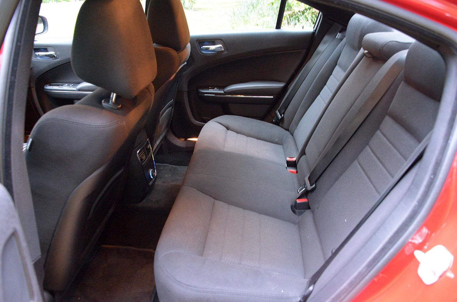 Lovely 2013 Dodge Charger AWD Interior Back