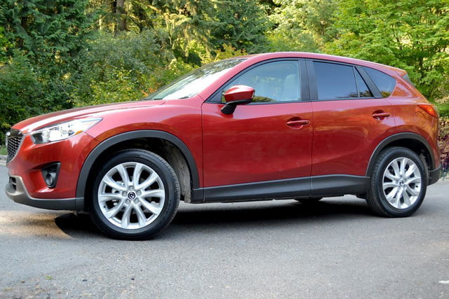 2013 mazda cx 5 review exterior righht side angle low