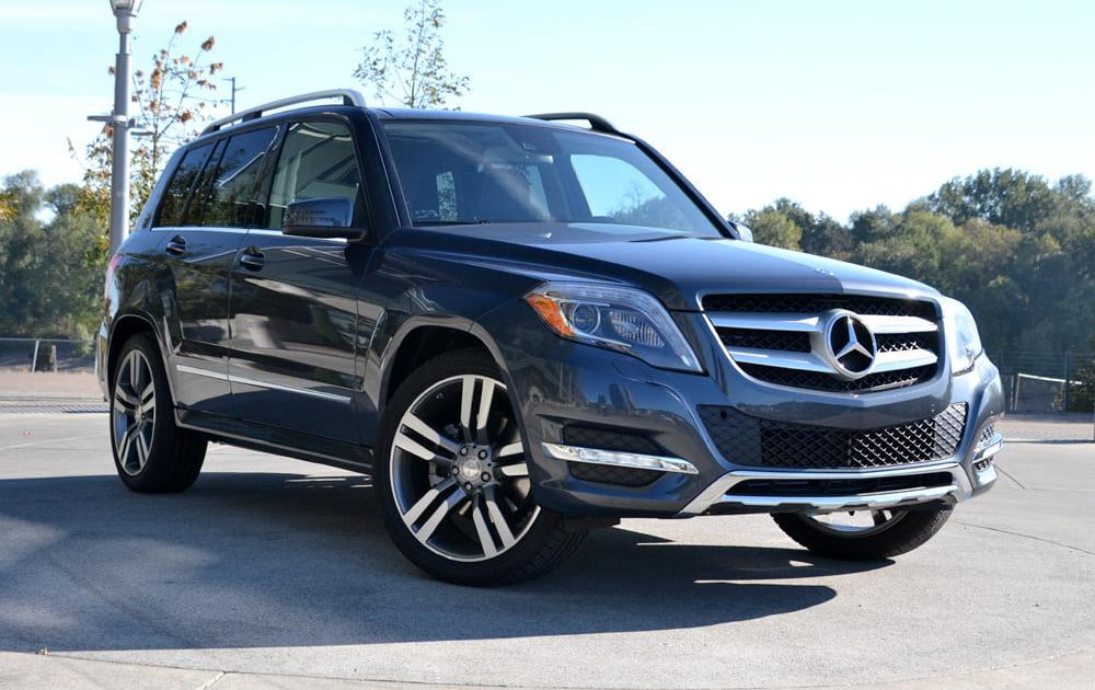 2013 mercedes benz glk350 4matic review digital trends. Black Bedroom Furniture Sets. Home Design Ideas