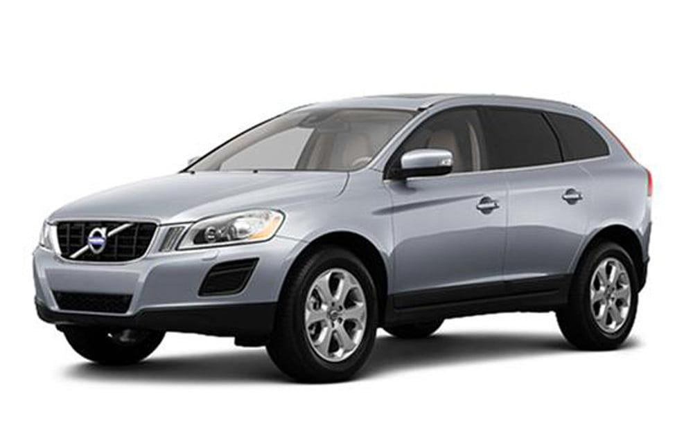 2013 volvo xc60 review digital trends. Black Bedroom Furniture Sets. Home Design Ideas