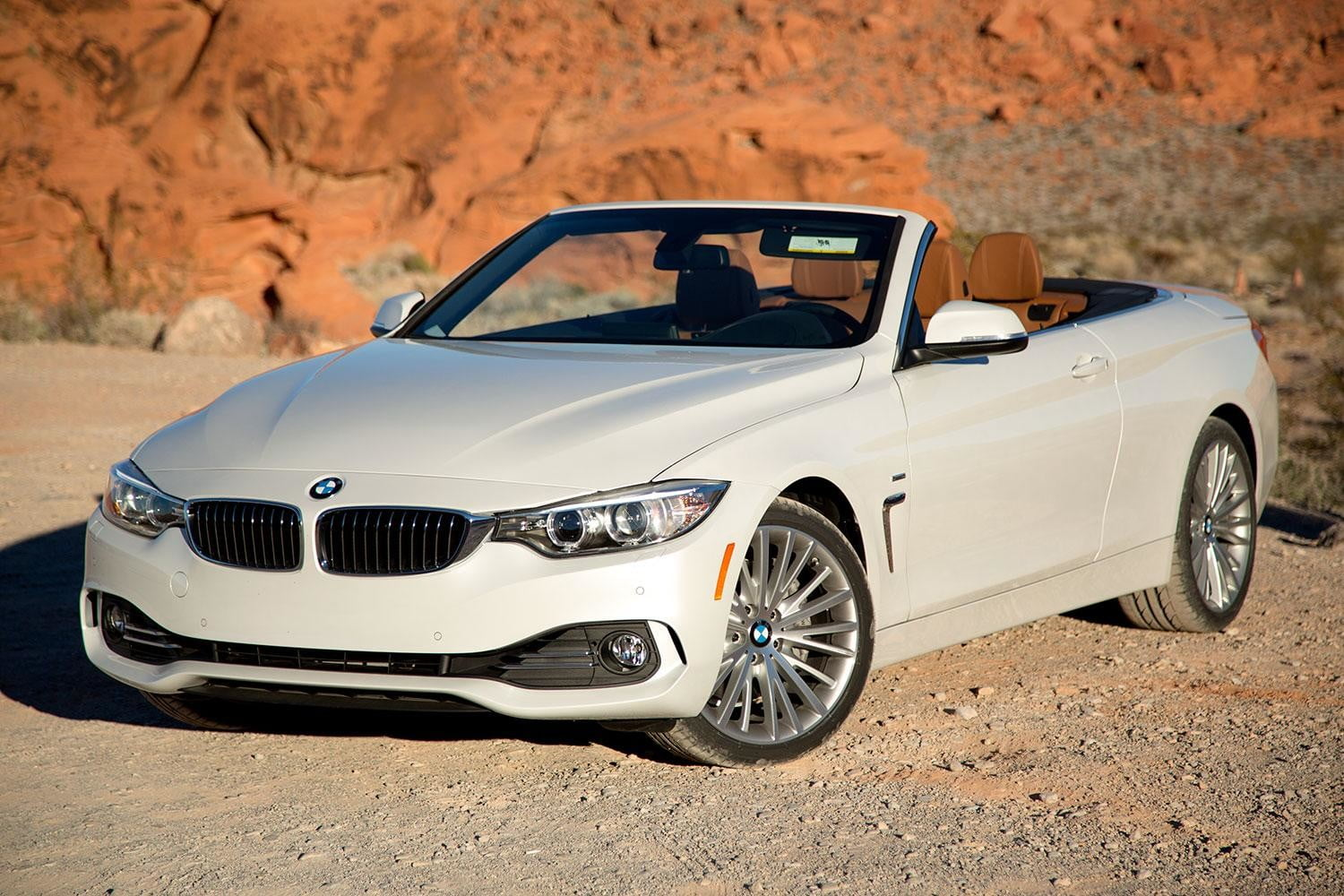 First Drive 2017 Bmw 435i Convertible