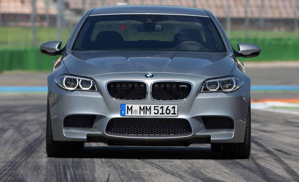 2014 BMW M5 gets minor facelift and Competition Package | Digital Trends