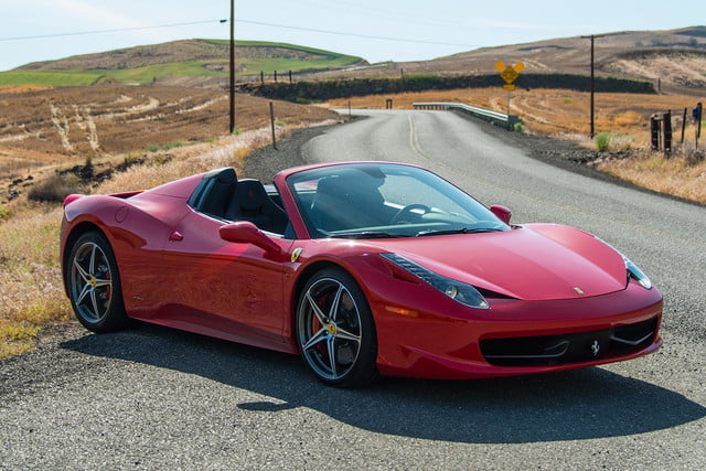 2014 ferrari 458 spider review | digital trends