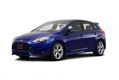 2014 Ford Focus ST review