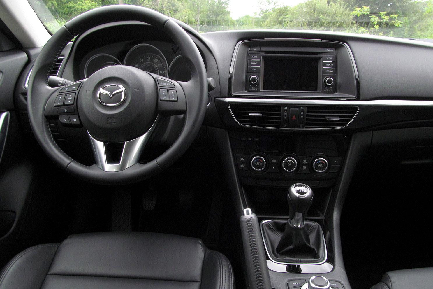 Mazda3 S Grand Touring >> 2014 Mazda6 i Touring review | Digital Trends
