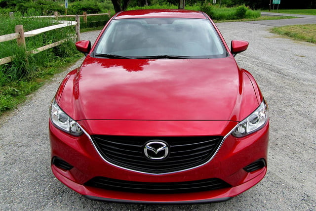 2014 mazda6 i touring review front