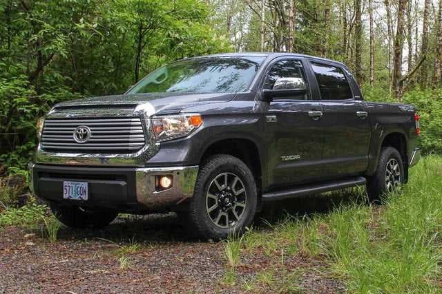2014 toyota tundra review front angle 5