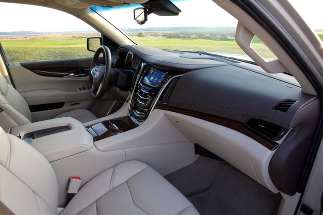first drive 2015 cadillac escalade passengers copy