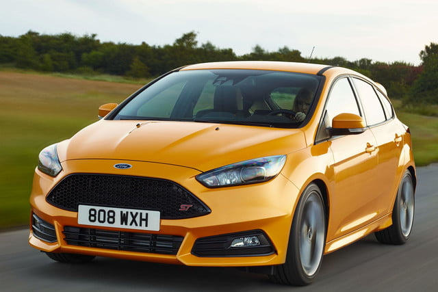 2015 Ford Focus ST  Official specs photos and performance