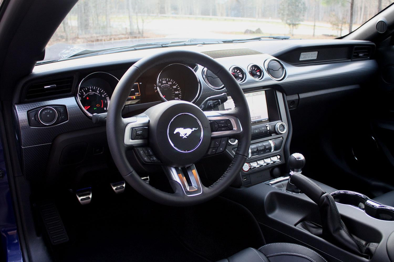 2015 Ford Mustang GT Steering Wheel Full Idea