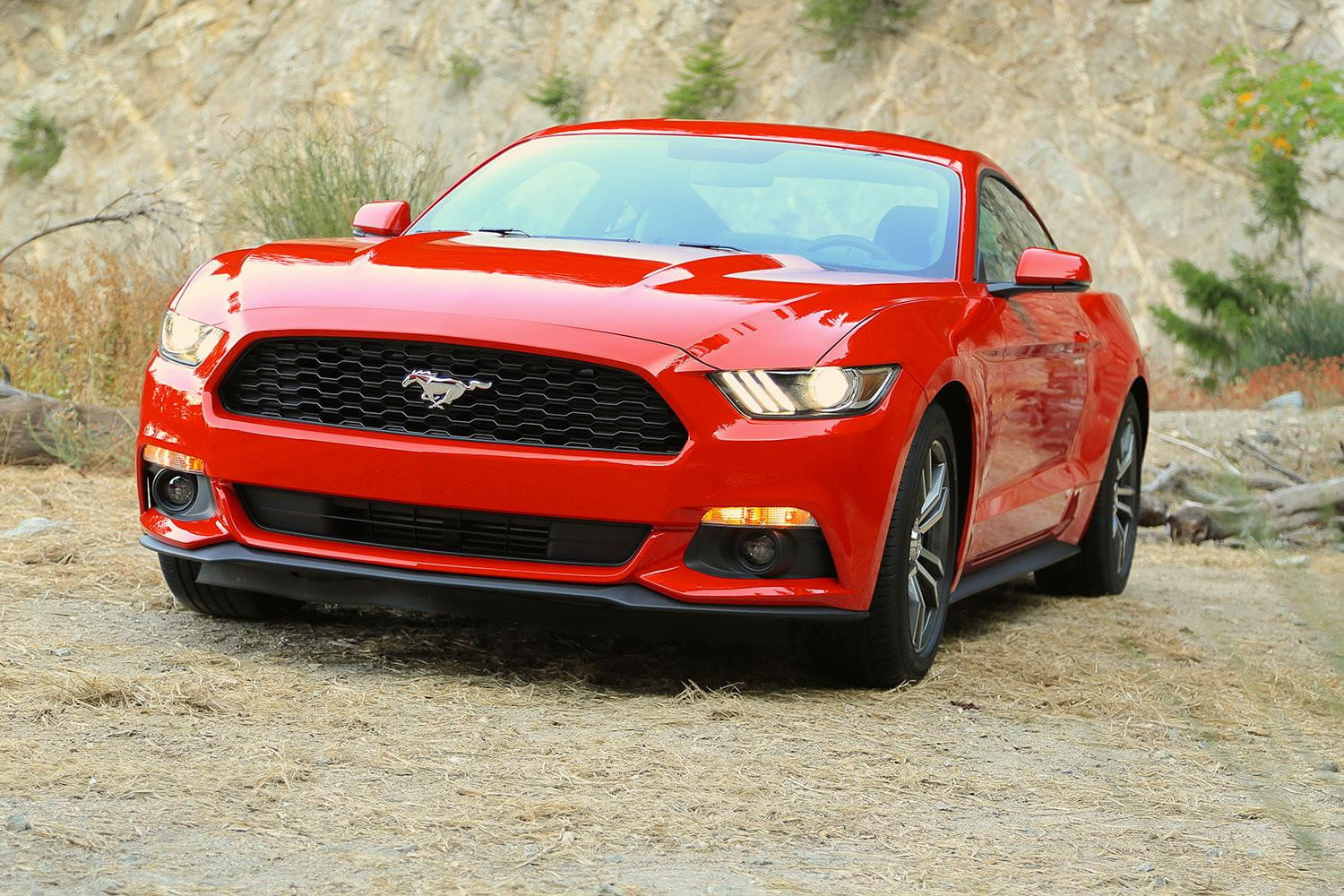first drive ford mustang right angle - Sports Cars 2015 Mustang