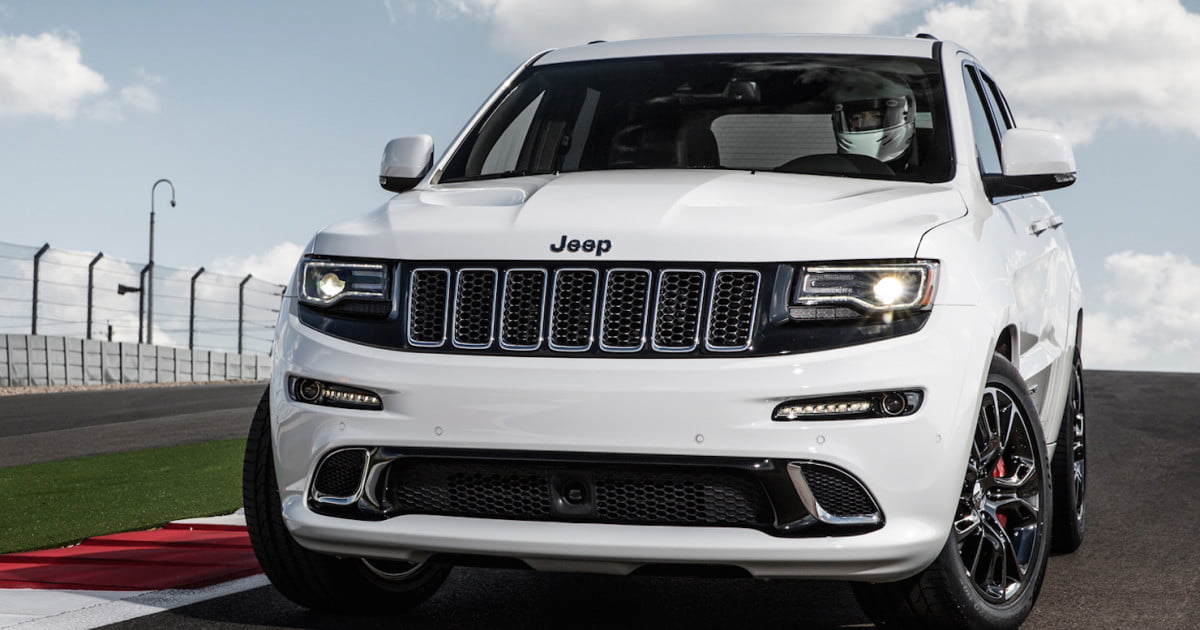 jeep gran cherokee trackhawk performance specs news digital trends. Black Bedroom Furniture Sets. Home Design Ideas