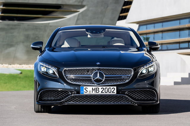 2015 MercedesBenz S65 AMG Coupe  Digital Trends