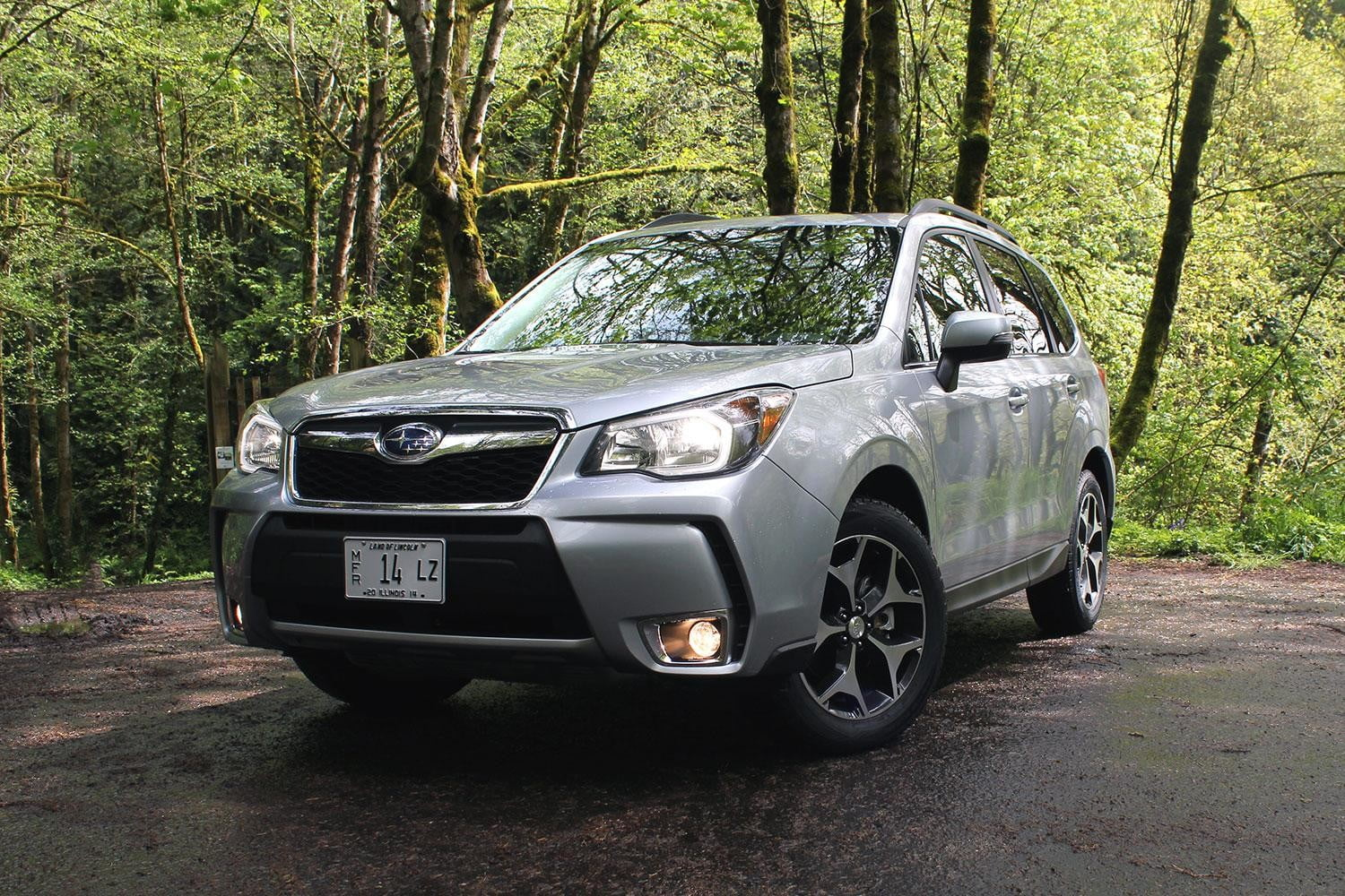 2015 Subaru Forester XT review | Digital Trends