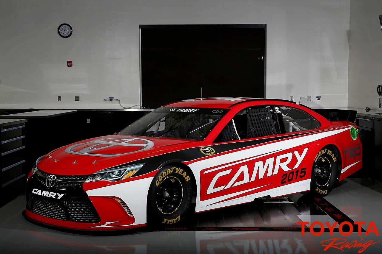 2015 NASCAR Toyota Camry| Official specs and pictures | Digital Trends