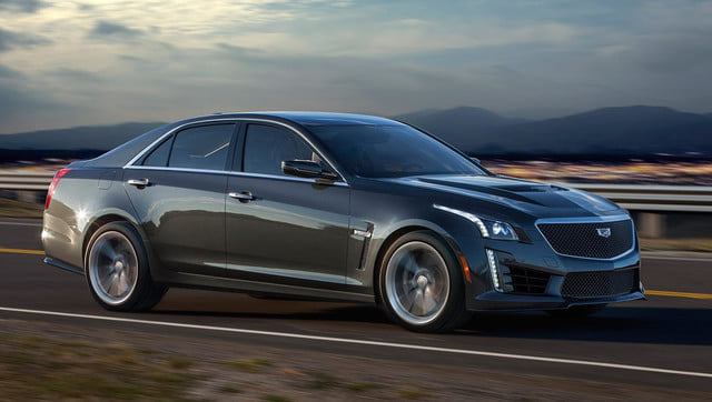 2016 Cadillac CTSV  Official specs and pictures  Digital Trends