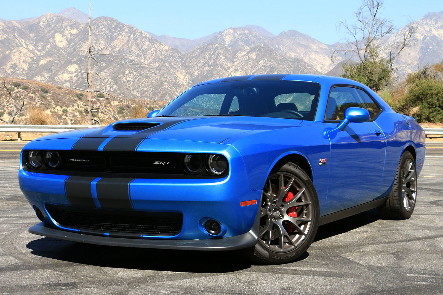 2017 Dodge Challenger Srt 392 Review Specs Performance Digital Trends