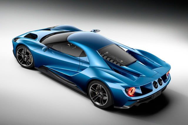 2016 Ford GT Carbon Fiber & 2017 Ford GT supercar | Official specs pictures performance ... markmcfarlin.com
