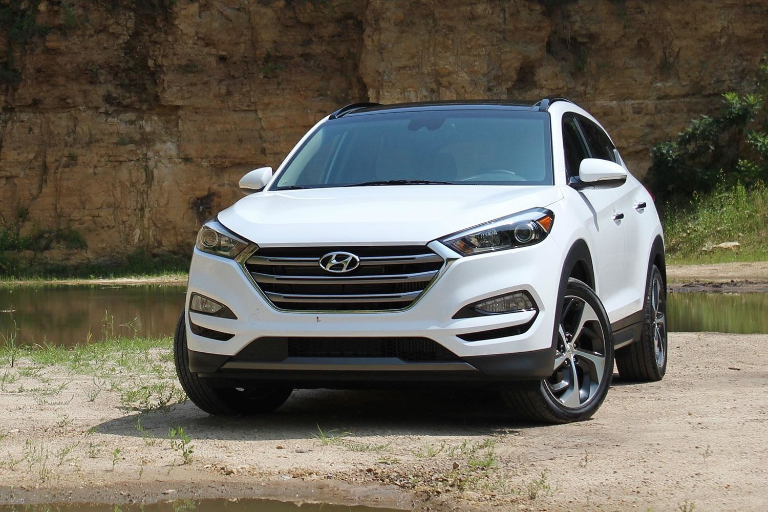 First Drive 2016 Hyundai Tucson Limited Crossovers
