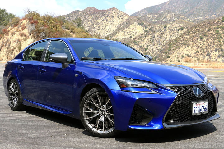 Most Reliable Cars 2016 Lexus GS F Review