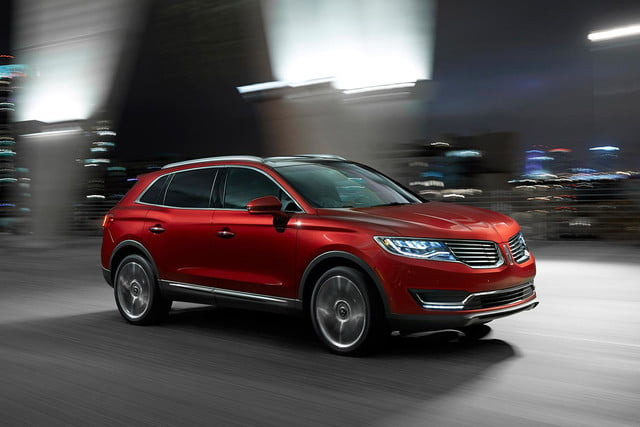 the new 2016 lincoln mkx photos and details 05