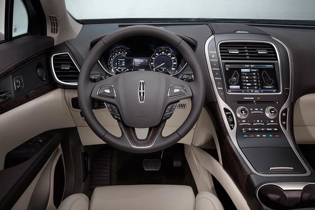 the new 2016 lincoln mkx photos and details 18