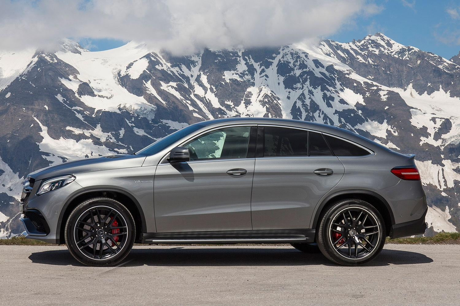 2016 mercedes amg gle 63 s coupe first drive digital trends. Black Bedroom Furniture Sets. Home Design Ideas
