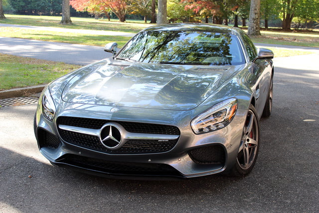 2016 Mercedes-Benz Mercedes-AMG GT S Review | Digital Trends