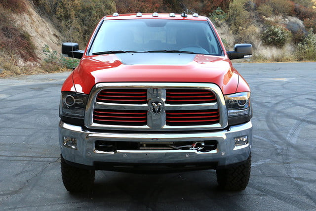 2016 ram 2500 power wagon crew cab 4x4 review digital trends. Black Bedroom Furniture Sets. Home Design Ideas