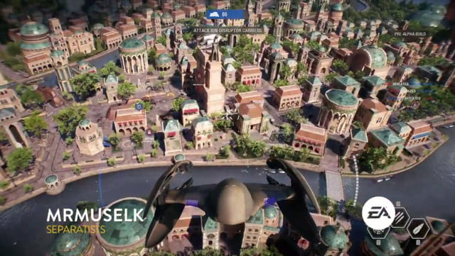 ea e3 2017 assault theed multiplayer demo on