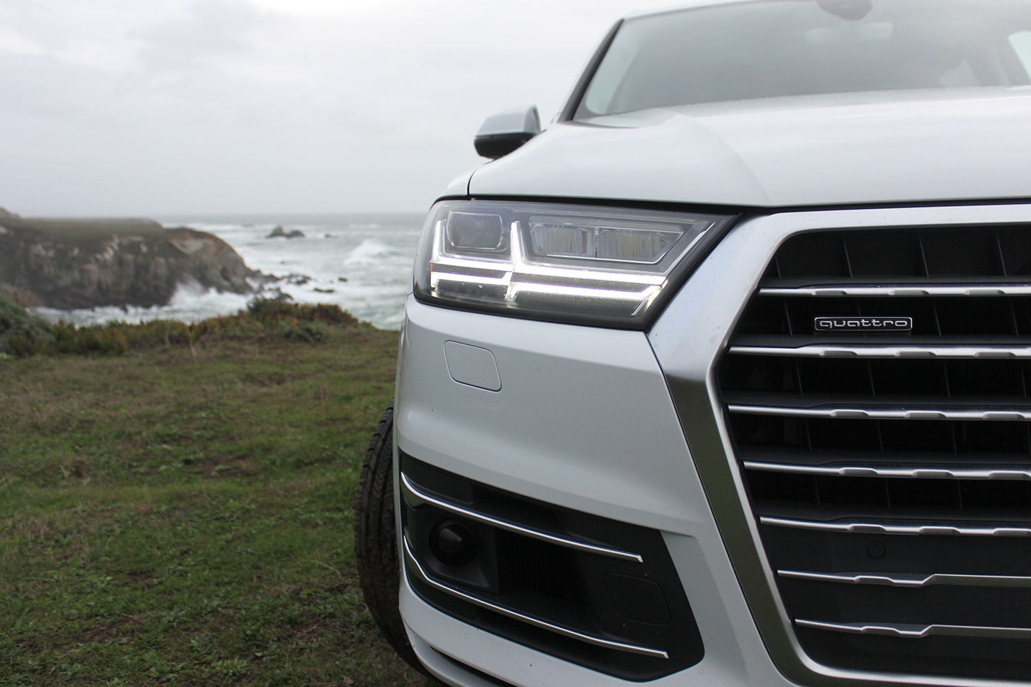 2017 Audi Q7 First Drive Review Digital Trends