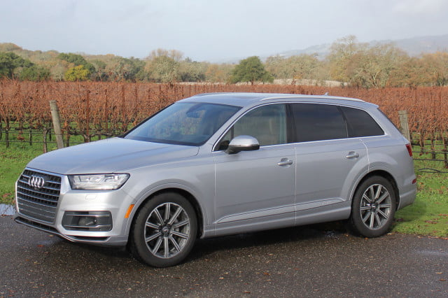 2017 Audi Q7 First Drive Review | Digital Trends