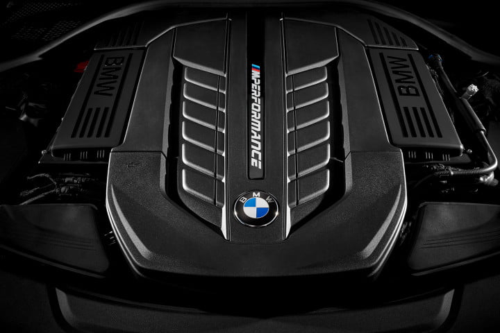 bmw is returning to its m car roots and ushering iperformance into the spotlight 2017 m760li xdrive 0025